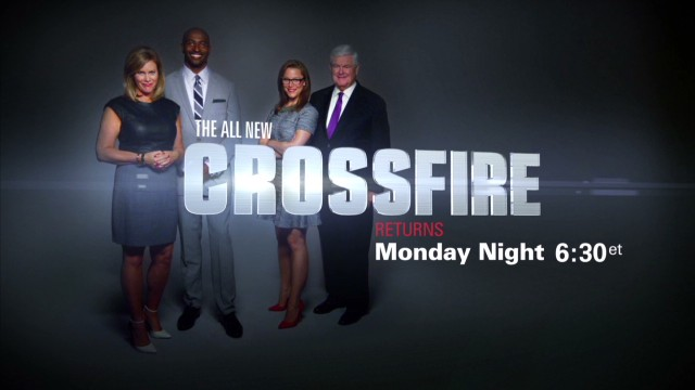 'Crossfire' returns Monday