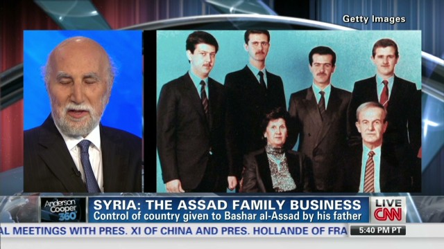 The Assad family legacy