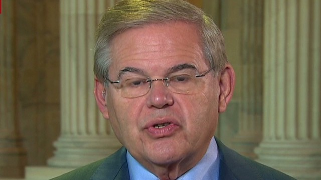 Senator updates on progress of Syria vote