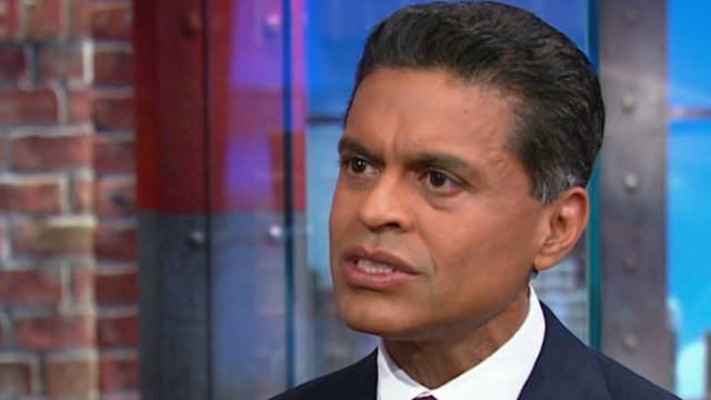 Zakaria analyzes situation in Syria