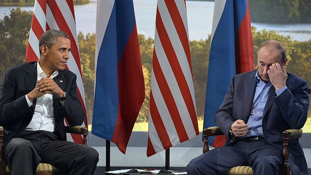 Are Obama and Putin 'frenemies'?