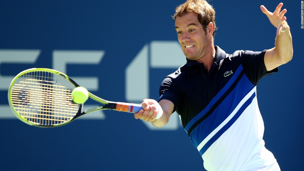 The tournament pits the top eight players in the world against each, but world No. 9 Richard Gasquet is heading to London due to the withdrawal of Wimbledon champion Andy Murray.