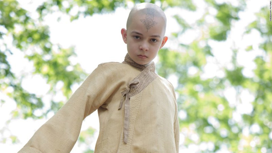 """M. Night Shyamalan's """"The Last Airbender"""" was a disappointment, from the casting on down. Although the cartoon that inspired the film was clearly populated with characters of Asian descent, the cast was oddly -- and noticeably -- white. Said <a href=""""http://www.wired.com/geekdad/2010/03/one-kids-take-on-the-last-airbenders-casting-fail/"""" target=""""_blank"""">one 16-year-old fan</a>, """"(The) target age already loves the show, and they could take the 'risk' of casting ethnically appropriate actors to the characters. ... Instead, they have alienated the fans in a way that is not only racially inaccurate and offensive but untrue to the characters or archetypes."""""""