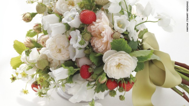martha stewart bouquet