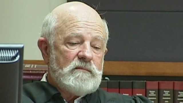 Judge wants do over on rape sentence