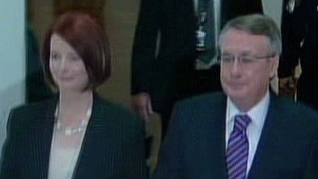 Could party strife doom Kevin Rudd?