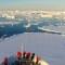 American luxury cruises Lindblad icebergs