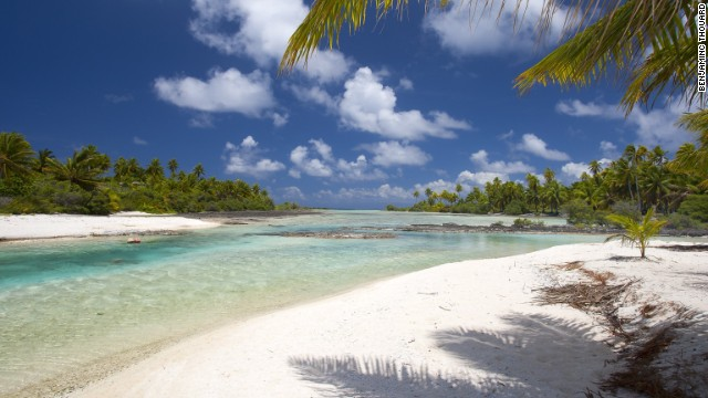 The best beaches in French Polynesia.