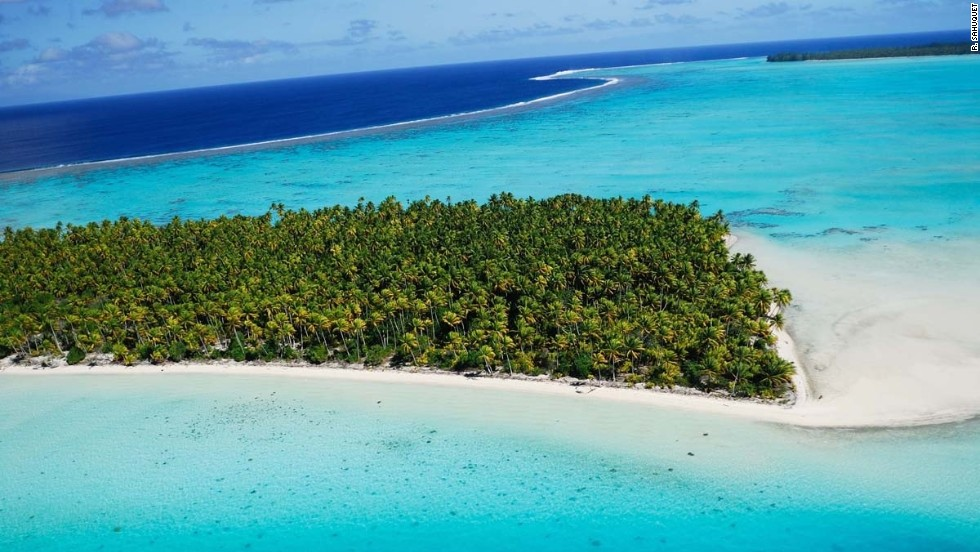 "After scouting locations for his film ""Mutiny on the Bounty"" in 1960, Marlon Brando fell in love with the French Polynesian lifestyle. He bought the island of Tetiaroa, a previous vacation spot for Tahitian royalty. After years of planning, the Brando Resort is opening in July 2014."