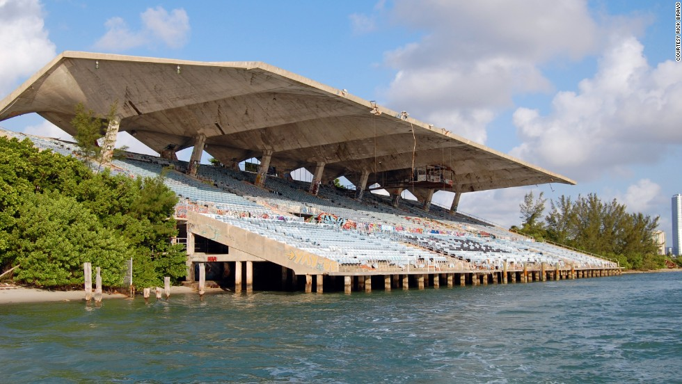 Though closed for 20 years and facing demolition, Miami Marine Stadium got a boost when city commissioners voted this summer to give the nonprofit Friends of Miami Marine Stadium control of the property while it creates a plan to renovate and reopen the facility.