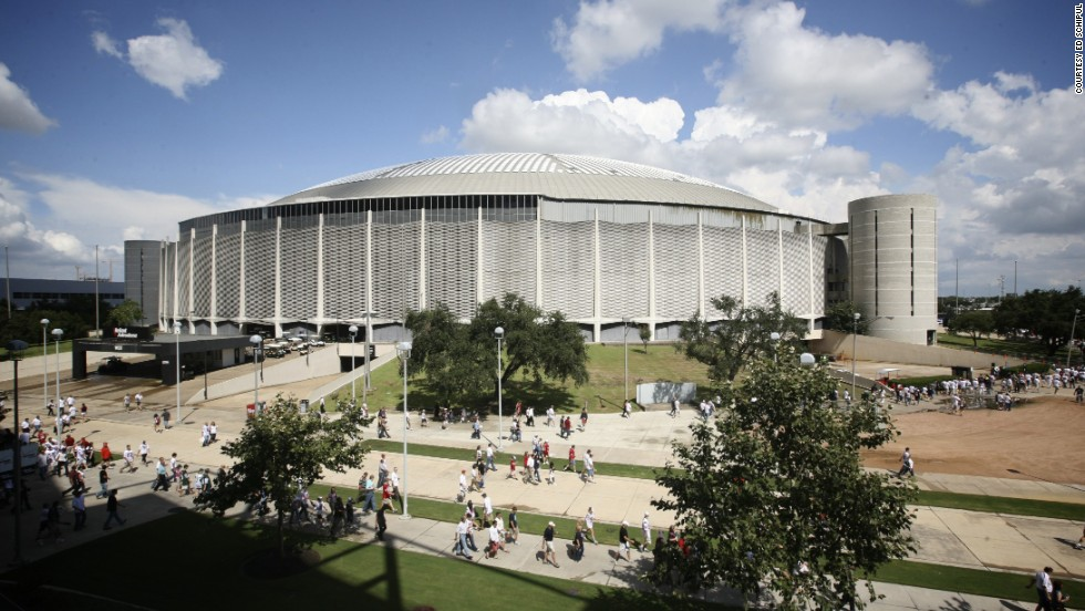 Harris County voters will vote this November on a bond initiative to renovate the dilapidated structure that once housed the Houston Astros and Houston Oilers.