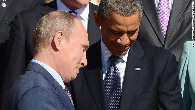 Obama v. Putin