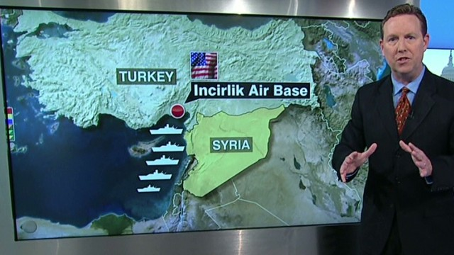 How could Syria strike back at the U.S.?