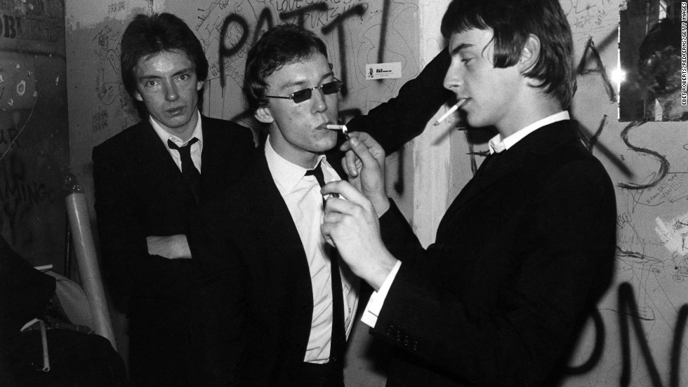 "From the mod side of the spectrum came the Jam, the Paul Weller-led trio whose blasts of anger (""The Modern World,"" ""In the City"") became more reflective and soul-infused over time."