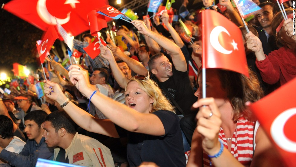 Istanbul had hopes of winning the right to host the Summer Games for the first time after beating Madrid in the first round of voting to force a runoff with Tokyo. However, it then lost 60-36 in the decider.