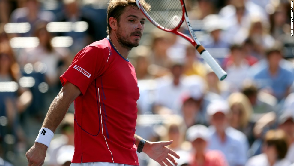 Stanislas Wawrinka is making his World Tour Finals debut. His qualification marks the first time that two Swiss players will be competing at the season finale.