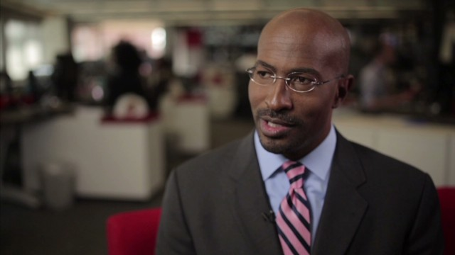 Van Jones on watching 'Crossfire' with dad
