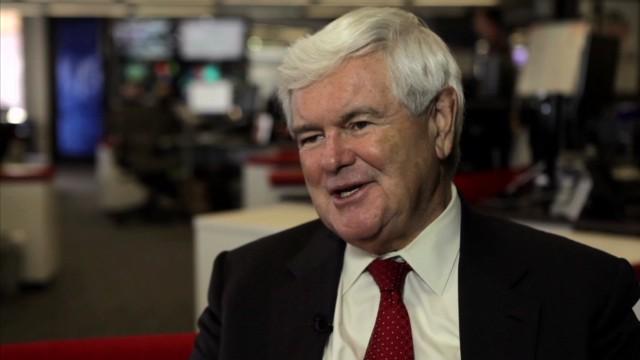 Newt Gingrich's wild animal adventures