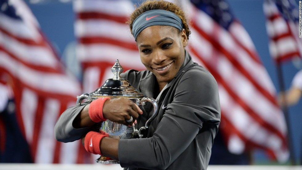 Despite a fourth round exit to Sabine Lisicki at Wimbledon, Serena's dominance was restored in New York as she took the U.S. Open title.