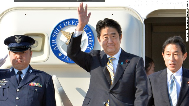 Rebel PM shakes up Japan's economy