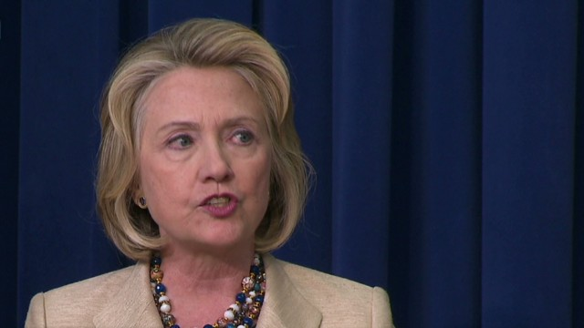 Clinton: Russia proposal 'important step'