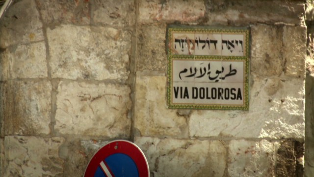 Exploring Jerusalem's old city