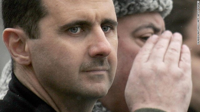 Al-Assad applauds Russian diplomacy