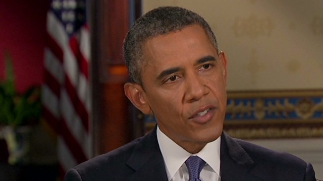 Obama: Assad's threats not credible