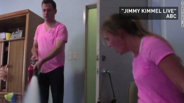 Jimmy Kimmel's twerk fail prank duped us all