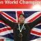 kristan bromley world champion
