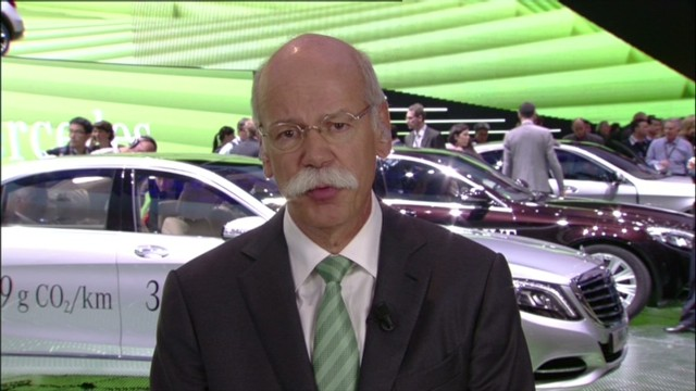 Daimler looks toward the future