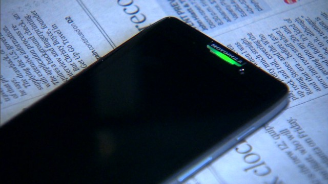 Managing smartphone stress