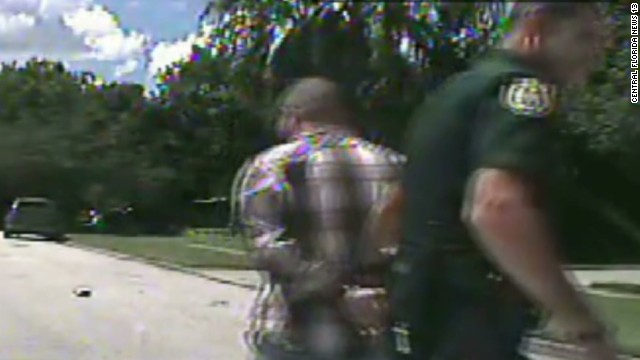 Cops release video of Zimmerman incident