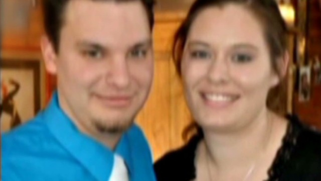 Newlywed texted before husband's death