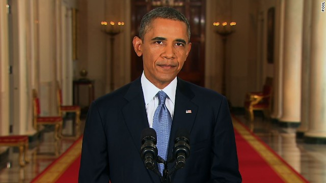 Obama: Military strike will deter Syria