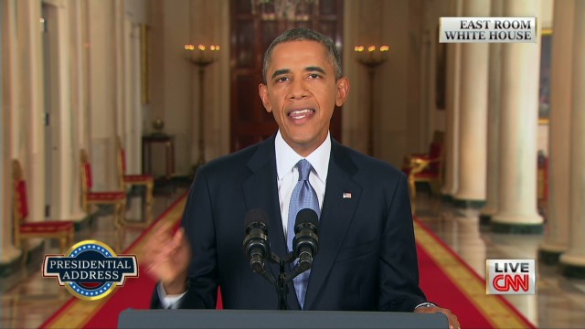 Obama: We will rally support from world