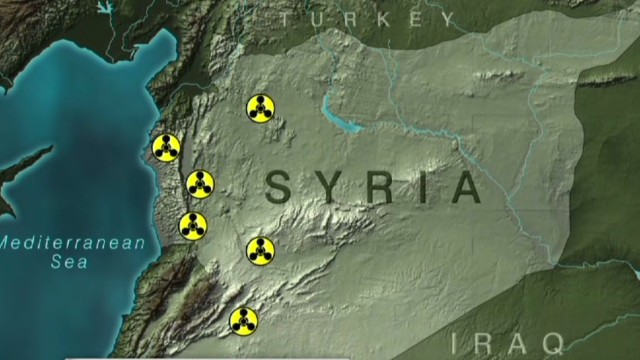 Destroying Syria's chemical weapons