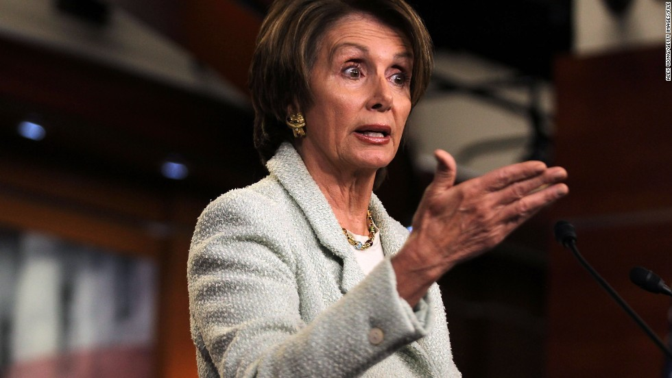 House Minority Leader Nancy Pelosi, D-California, opposed the Iraq War but has stood firmly behind the president on Syria. Pelosi, who is known for her ability to assess votes, has the tricky job of convincing uncomfortable Democrats to sign on to a Syria deal.