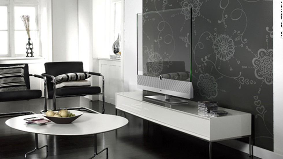 "Now you see, now you don't. <a href=""http://www.yankodesign.com/2011/02/03/look-carefully-it%E2%80%99s-a-transparent-tv/"" target=""_blank"">This transparent TV</a> blends into the background when it's not in use."