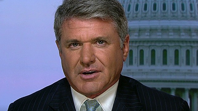 McCaul: 50% of Syria rebels 'bad actors'
