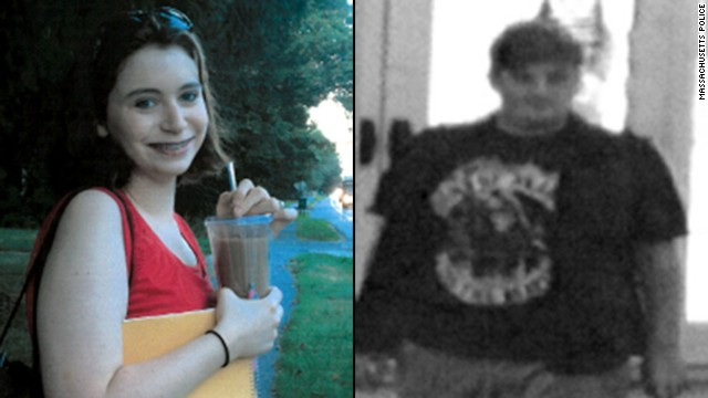 Brittany Thompson went missing Monday from Medfield Public Library. Police say she was seen leaving with an unknown man.