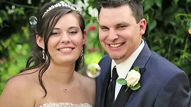Newlywed accused of killing husband