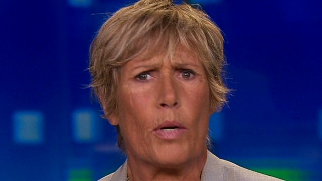 Diana Nyad: 'Our team is squeaky clean'
