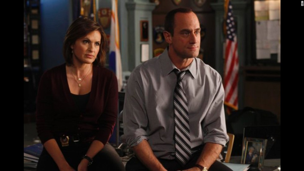 "Think of NBC's original ""Law & Order"" as the mothership that's spun off several series before ending its 20-season run in 2010. Among the satellites is ""Law & Order: Special Victims Unit""<strong> </strong>(here with Mariska Hargitay and Christopher Meloni.)"