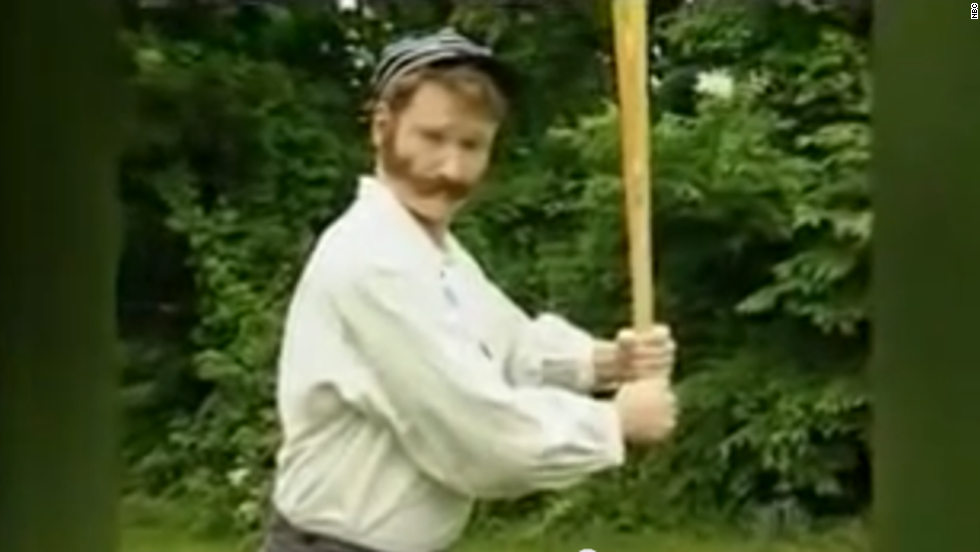 "One of his most popular clips, Conan has name-checked his visit to an ""old-fashioned baseball"" league as one of his favorite segments. <a href=""http://www.youtube.com/watch?v=2Aax2V7a3S4"" target=""_blank"">He even tried it out himself</a>, probably one of the most memorable remote sketches."