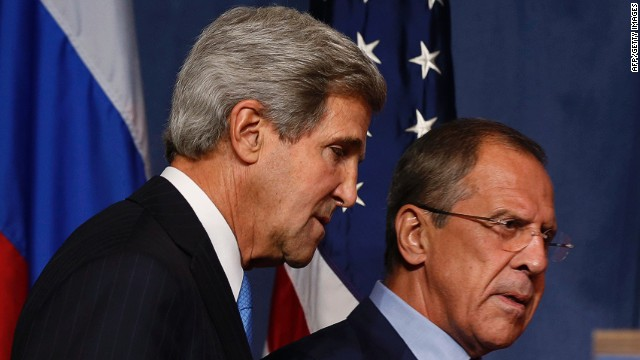 Talks on Syria begin