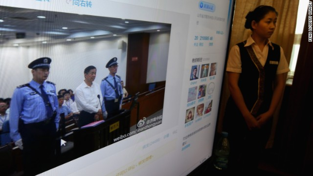 The crackdown against online rumors comes at a time when China is trying to curb corruption among officials.