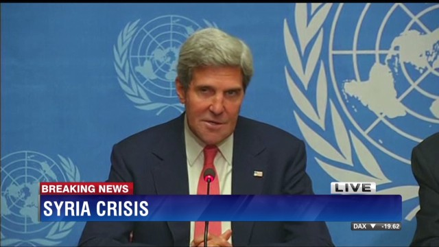 Kerry committed to work with Russia