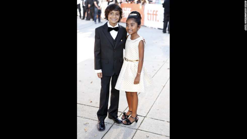 "Mateen Devji  and Maya Samy attend ""The Right Kind of Wrong"" premiere September 12."