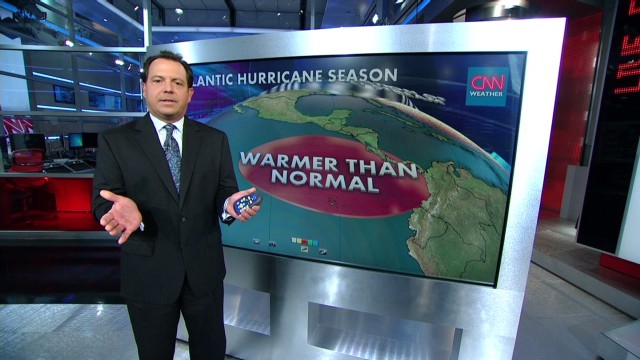 Slow Start to Atlantic Hurricane Season